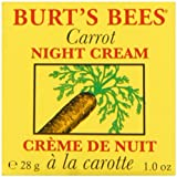 Burt's Bees Carrot Nutritive Night Creme 28.5g