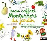 Mon coffret Montessori du jardin...