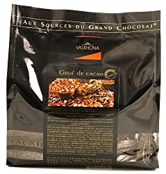 Valrhona Grue De Cacao Cocoa Nibs - 1 kg
