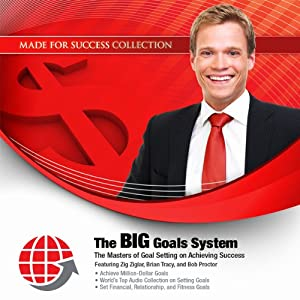 The BIG Goals System Audiobook