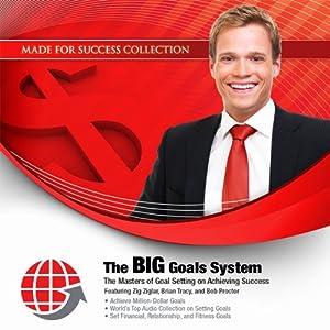 The BIG Goals System Audiobook