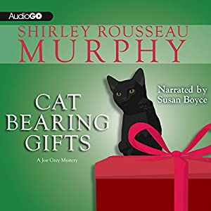 Cat Bearing Gifts Audiobook