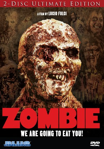 Cover art for  Zombie (2-Disc Ultimate Edition)