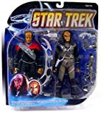 Star Trek: Deep Space Nine: Worf and Gowron Action Figure Two-pack