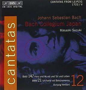 Bach : Cantates sacrée vol.12 BWV147, 21