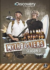 Mythbusters: Season 6 [DVD]