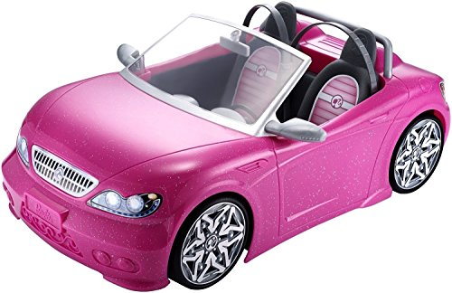 Barbie Glam Convertible Discontinued Manufacturer