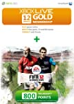 Xbox Live Gold membership for 12 mont...
