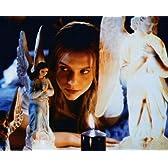 ブロマイド写真★『ロミオ+ジュリエット』クレア・デーンズ/天使の置物とロウソク