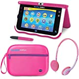 VTech InnoTab MAX Headphones and Carrying Case Bundle - Pink