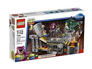 LEGO Toy Story Trash Compactor Escape (7596)