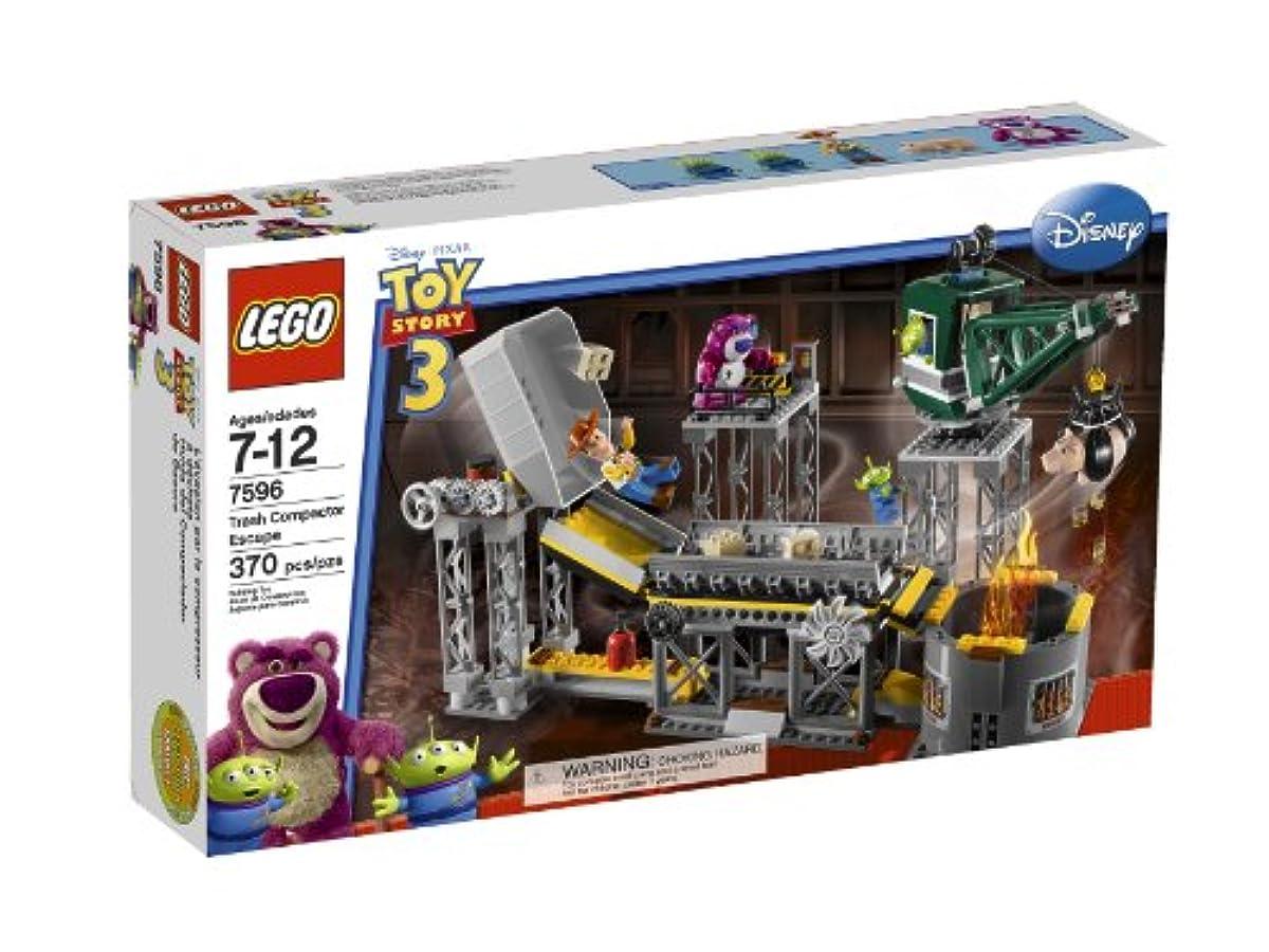 [해외] 레고 토이 스토리 쓰레기 처리장부터의 탈출 LEGO 7596 TRASH COMPACTOR ESCAPE-4568145