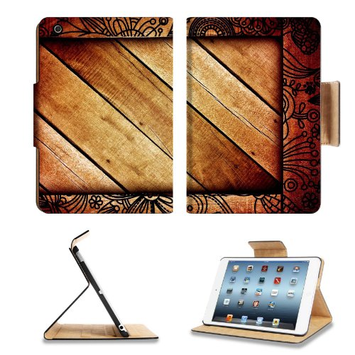 Pattern Sculptural Batten Landscape Painting Apple Ipad Mini Flip Case Stand Smart Magnetic Cover Open Ports Customized Made to Order Support Ready Premium Deluxe Pu Leather 13 1/16 Inch (333mm) X 8 Inch (205mm) X 11/16 Inch (17mm) Woocoo Ipad Mini Professional Ipadmini Cases Ipad_mini Accessories Retina Display Graphic Background Covers Designed Model Folio Sleeve HD Template Designed Wallpaper Photo Jacket Wifi 16gb 32gb 64gb Luxury Protector