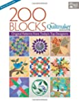 200 Blocks from Quiltmaker Magazine:...