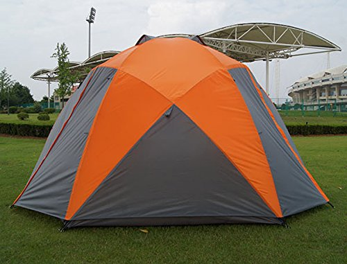 Camping Tents 6 Person Review: Funs® 6~8 Person Large ...