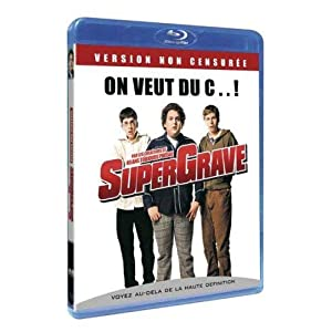 SuperGrave (Version Non Censuré) [Blu-ray] [Non censuré]