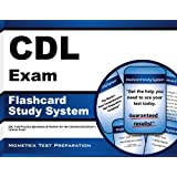 CDL Exam Flashcard Study System: CDL Test Practice Questions & Review for the Commercial Driver's License Exam ~ CDL Exam Secrets Test...
