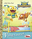 Fang-tastic! (Disney Junior: Henry Hugglemonster) (Little Golden Book)