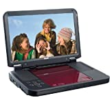 RCA DRC6331R Portable DVD Player with 10-Inch LCD