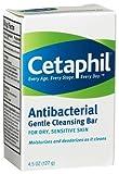 Cetaphil Cleansing Bar Antibacterial Gentle 127g by Cetaphil