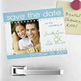 Save The Date Magnets Kit - pack of 100