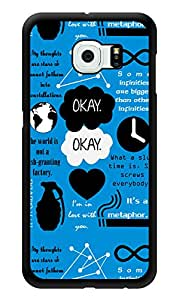 """Humor Gang Fault In Our Stars Love Printed Designer Mobile Back Cover For """"Samsung Galaxy S6"""" (3D, Glossy, Premium Quality Snap On Case)"""