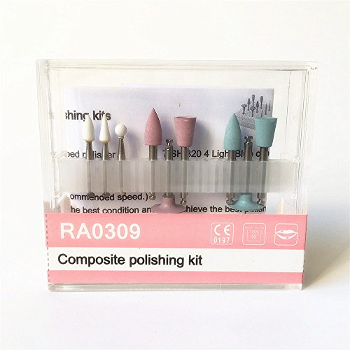 Dental Resin Base Composite Polishing Kits Used for Low-speed Sale RA0309 (Resin Polishing Kit compare prices)