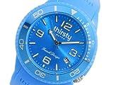 サースティ Thirsty クォーツ 腕時計 5952-0008 Blueberry