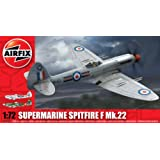 Airfix A02033 Supermarine Spitfire F.22 1:72 Scale Series 2 Plastic Model Kit