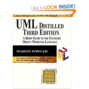 UML Distilled: A Brief Guide to the Standard Object Modeling Language Kendall Scott, Martin Fowler