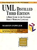 Uml Distilled: A Brief Guide to the Standard Object Modeling Language (0321193687) by Fowler, Martin
