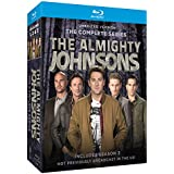 The Almighty Johnsons: Seasons 1-3 [Blu-Ray]