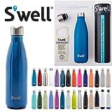 S'well Bottle スウェル ボトル SATIN コレクション 500ml (NO.5 SASH-17-B15) [並行輸入品]
