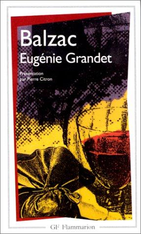 Eugénie Grandet (Garnier-Flammarion)  (French Edition)