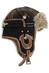 True Religion Men's Canvas Helmet