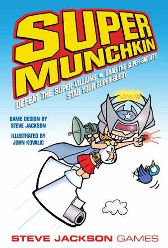 Munchkin - 332161 - Jeu De Cartes - Super