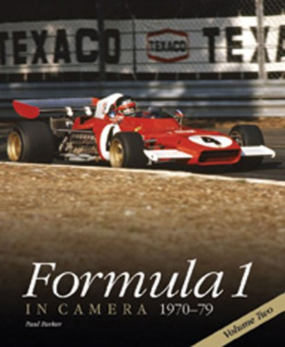 Formula 1 in Camera 1970-79, Volume 2