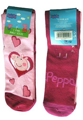 peppa-pig-socks-uk-9-12-eu-27-30-peppa-pink-hearts-dark-pink