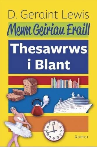 Mewn Geiriau Eraill: Thesawrws I Blant