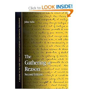 The Gathering Of Reason John Sallis