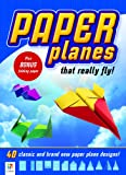 Paper Planes That Really Fly