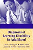 img - for Diagnosis of Learning Disability in Adulthood book / textbook / text book