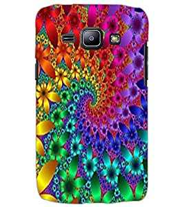 SAMSUNG GALAXY J1 ILLUSSION Back Cover by PRINTSWAG