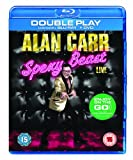 Alan Carr Spexy Beast Live - Double Play (Blu-ray + DVD)