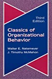 img - for Classics of Organizational Behavior (3rd Edition) book / textbook / text book
