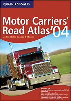 Rand mcnally motor carriers 39 road atlas 39 04 united states for Motor carriers road atlas download