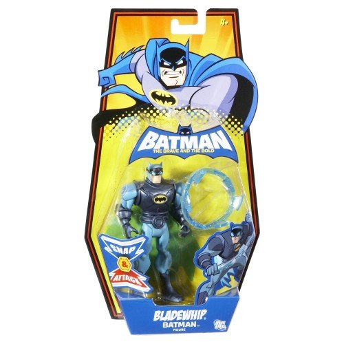 "Batman The Brave and The Bold 6"" Bladewhip Batman Action Figure"
