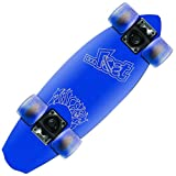 "Lost SurfSkates(ロストサーフスケート) ""HESHERS"" ALUMINUM CRUISERS 22"" BLUE SS400"