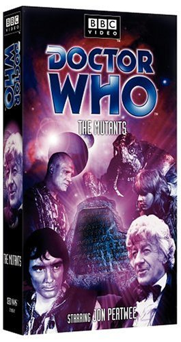 Doctor Who - The Mutants [VHS]