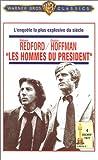 echange, troc Les Hommes du président [VHS]